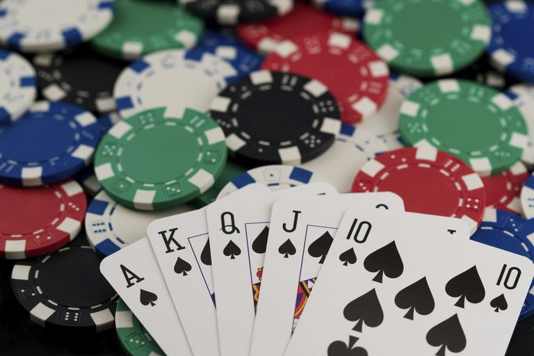 bet in casino