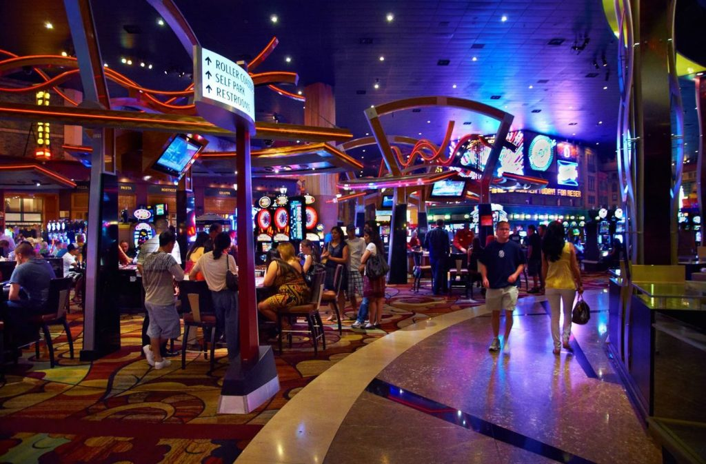 casino gambling addiction