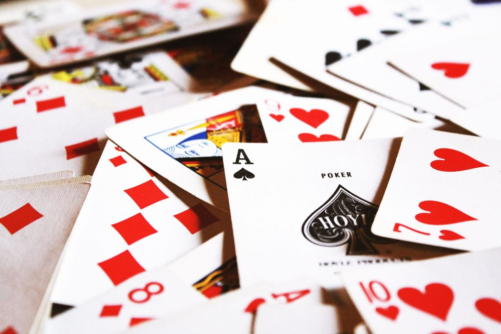 online poker deposit bonus