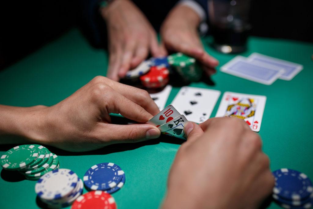 playing joker slot gambling